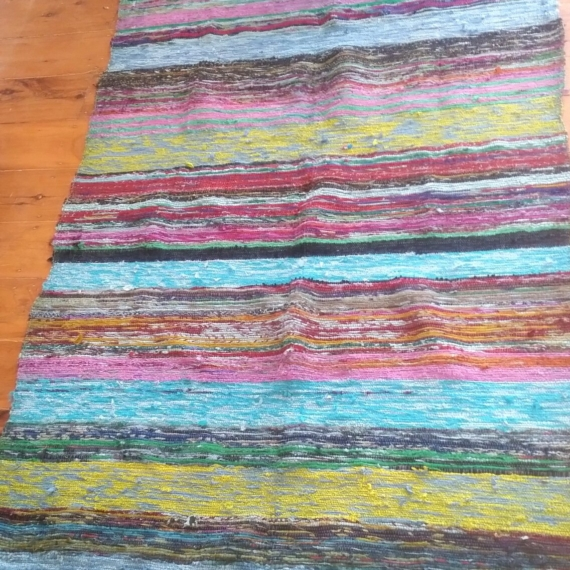 Handwoven Colourful Rug