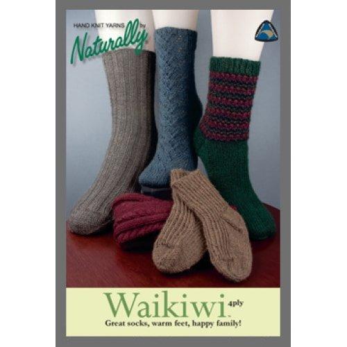 Naturally 4 ply socks