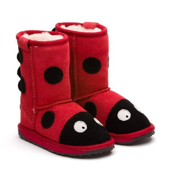 Emu Little Creatures Red