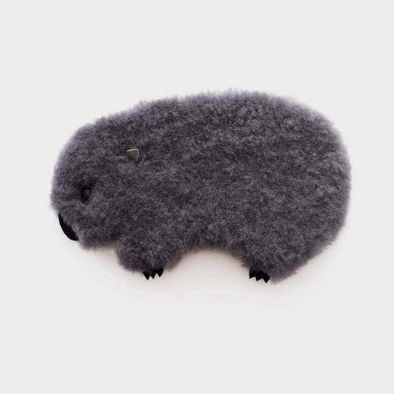 Sheepskin wombat large