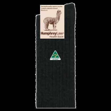 Alpaca & Wool Thick Health Sock