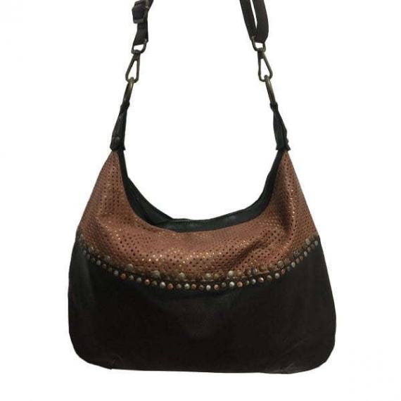 Cadelle Leather Eva Bag Black