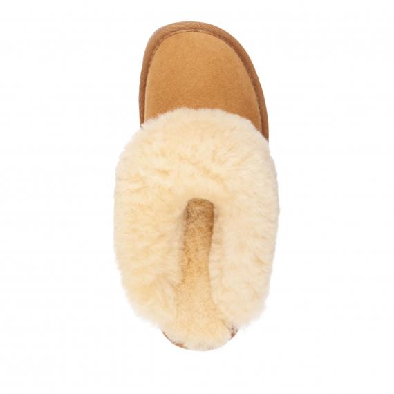Emu Eden Sheepskin Slipper