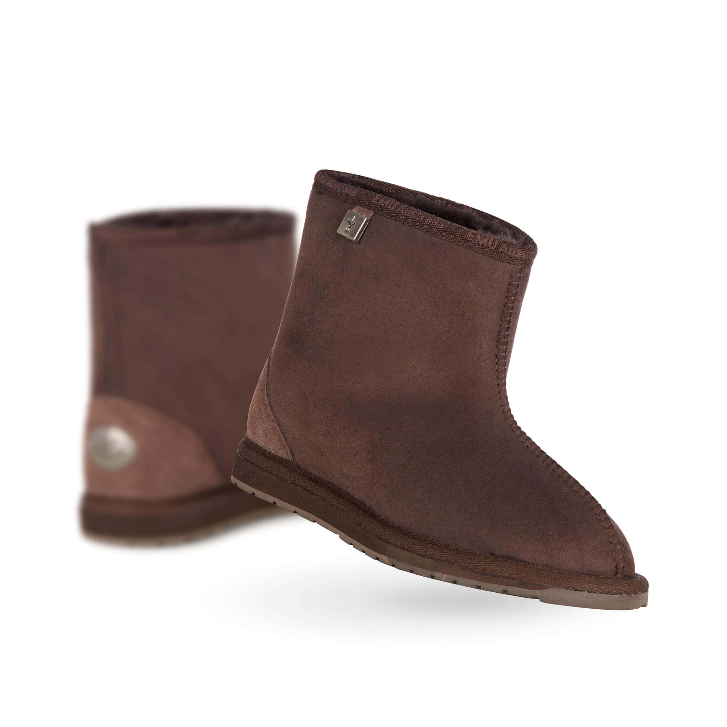 fdf80b3dd95 Emu Darwin Sheepskin Boots