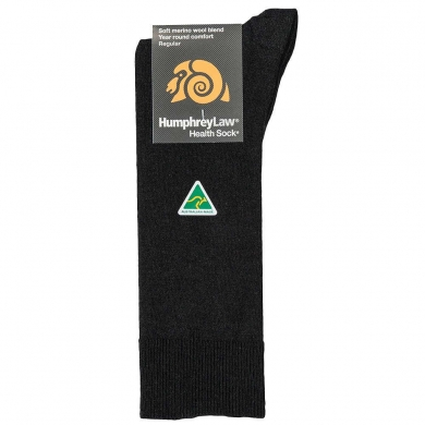 Humphrey Law Fine Wool Blend Health Sock