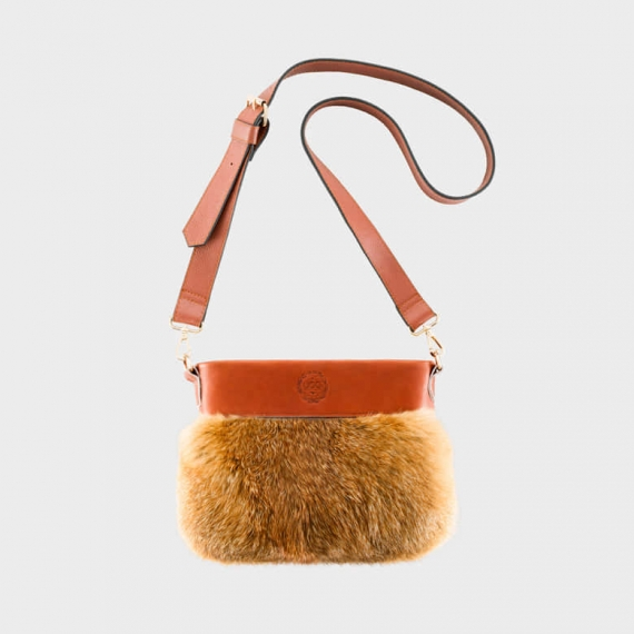 Fox Handbag Medium