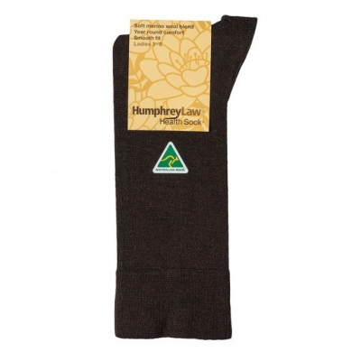 Humphrey Law Fine Wool Blend Health Socks
