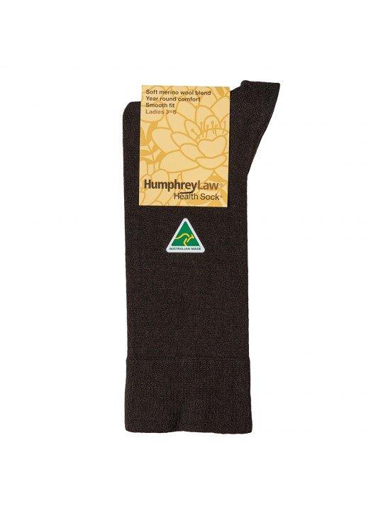 Humphrey Law Fine Wool Blend Health Socks