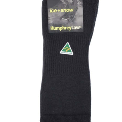 Humphrey Law Ice & Snow Socks