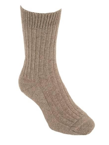 Lothlorian Possum Merino Socks Medium
