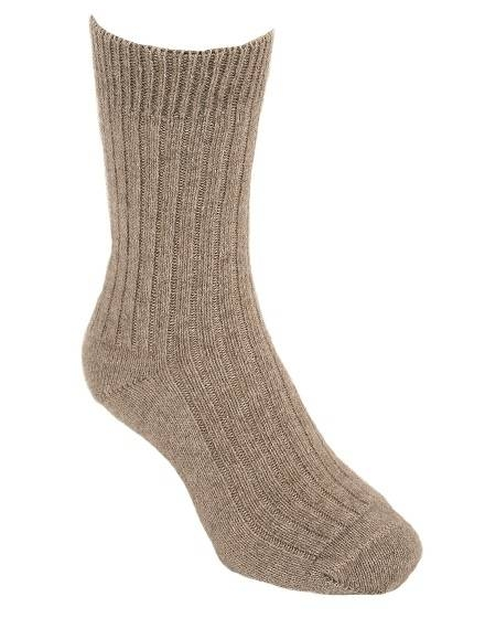 Lothlorian Possum Merino Socks Large