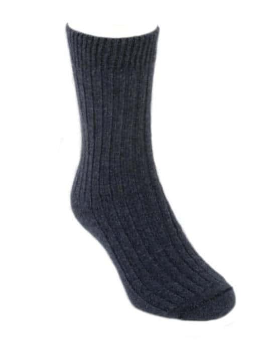 Lothlorian Possum Merino Socks Large