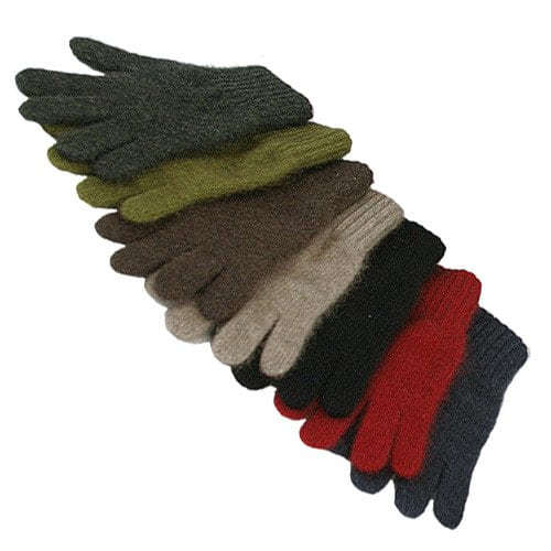 Possum Merino Gloves Small