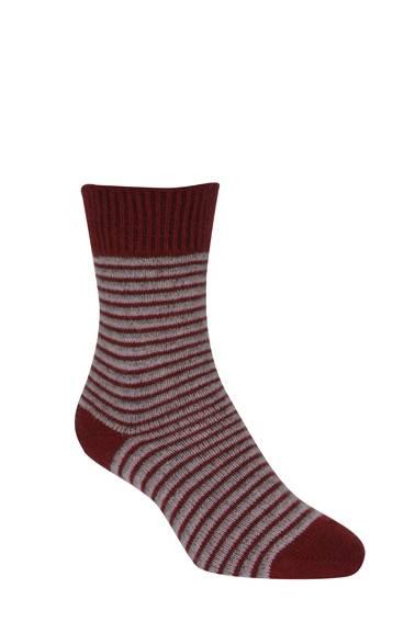 Possum stripe sock