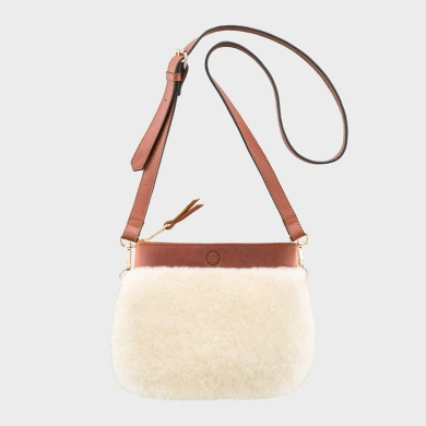 Sheepskin Pouch Large