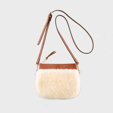 Sheepskin Pouch Medium