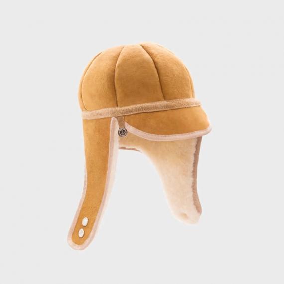 Sheepskin Roman Hat