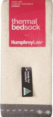 Humphrey Law Thermal Bed Sock Medium
