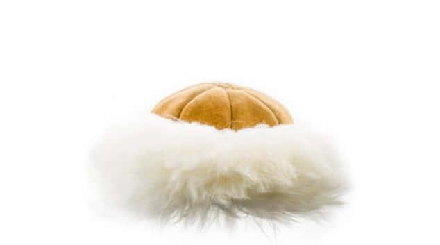 Ugg Australia Sheepskin Natalie Hat