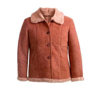 Wild Goose Amenda Sheepskin Jacket