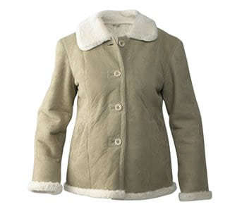 Wild Goose Amenda Sheepskin Jacket