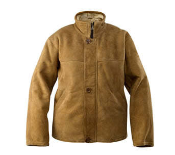 Wild Goose Domink Sheepskin Jacket