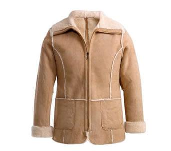 Wild Goose Misa Sheepskin Jacket
