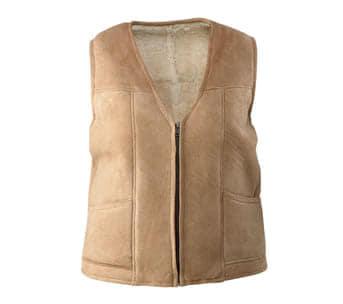 Wild Goose Unisex Sheepskin Vest