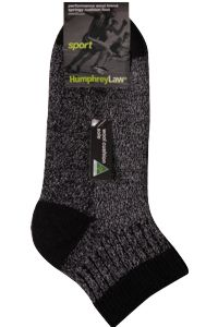 Wool & Coolmax Cushion Sole Sport Sock