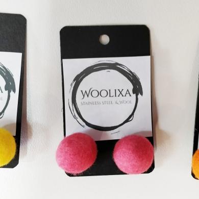 Woolixa Studs Large