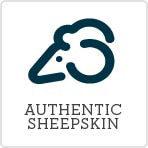 Emu Amity Sheepskin Moccasins