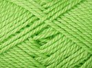 Woolcraft pure wool 8ply Lime Green - 1013